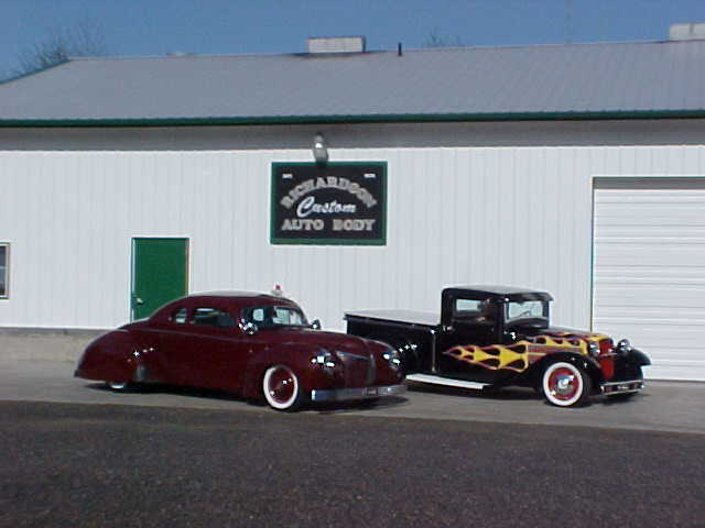Richardson Custom Auto Body Official Web Site - Enjoy!